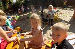 2019-09-04 - Kotki - Pierwsze dni w Przedszkolu
