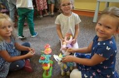2019-09-04 - Mrówki - Pierwsze dni w Przedszkolu