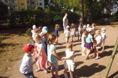 2018-09-20 - Żabki - Świętujemy Dzień Przedszkolaka na dożynkach