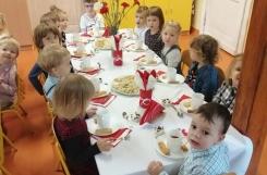 2019-11-08 - Kotki - Elegancki obiad z okazji Dnia Niepodległości