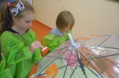 2019-10-14 - Motylki - Kolorowe parasolki