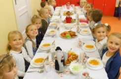 2019-10-16 - Biedronki - Elegancki obiad