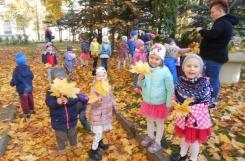 2019-10-21 - Biedronki - Jesienny spacer