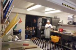 2019-11-20 - Żabki - Zwiedzamy kuchnię przedszkolną