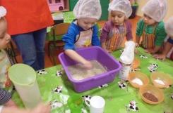 2019-11-26 - Żabki - Pieczemy chleb