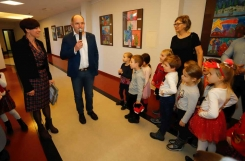 2019-12-06 - Wszystkie grupy - Wystawa prac dzieci w Urzędzie Marszałkowskim - ZDJĘCIA URZĘDU MARSZAŁKOWSKIEGO (zdjęcia z linku)