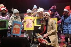 2019-12-08 - Licytacja  charytatywna podczas Toruńskiego Jarmarku Bożonarodzeniowego