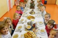 2019-12-17 - Biedronki - Obiad świąteczny