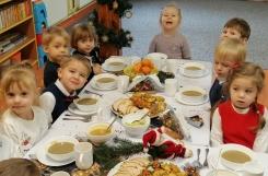 2019-12-17 - Kotki - Uroczysty obiad świąteczny