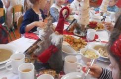 2019-12-17 - Motylki - Uroczysty obiad świąteczny