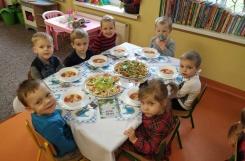 2020-02-06 - Żabki - Elegancki obiad z polskimi bajkami