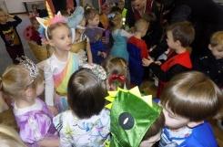 2020-02-18 - Wszystkie grupy - Bal karnawałowy - Dzieci młodsze