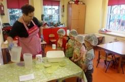 2020-02-24 - Biedronki - Warsztaty kulinarne - gzik i chleb
