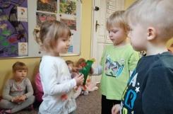 2020-03-06 - Kotki - Kwiatowe wachlarze dla naszych dziewczynek