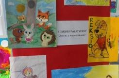 2020-03-11 - Wszystkie grupy - Konkurs plastyczny - postać z polskiej bajki
