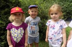 2020-07-07 - Żabki - W przedszkolnym ogrodzie