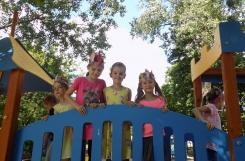 2020-07-14 - Motylki - W przedszkolnym ogrodzie