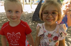 2020-07-14 - Mrówki - W przedszkolnym ogrodzie