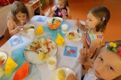 2020-07-16 - Biedronki - Elegancki obiad