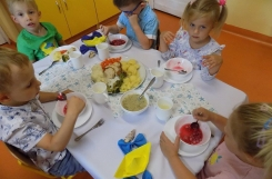 2020-07-16 - Wszystkie grupy - Letni elegancki obiad