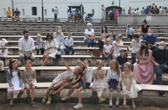 2020-07-29 - Sowy, Motylki - Zakończenie roku szkolnego