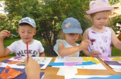 2020-08-10 - Kotki - zajęcia w letniej szkole sztuki