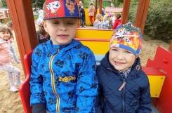 2020-09-01 - Mrówki - Pierwszy dzień w przedszkolu