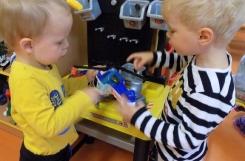 2020-09-02 - Kotki - Pierwsze dni w przedszkolu