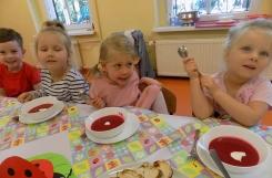 2020-09-10 - Biedronki - Elegancki obiad