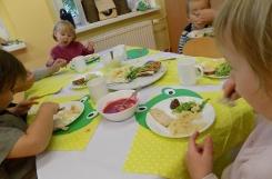 2020-09-10 - Żabki - Elegancki obiad