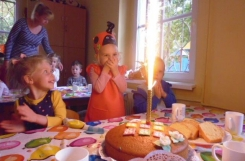 2020-09-29 - Biedronki - Dzień urodzin Przedszkolaka