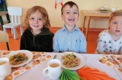 2020-10-01 - Motylki - Elegancki obiad wegetariański