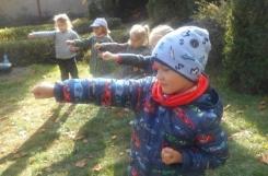 2020-10-09 - Sowy - Zajęcia ogólnorozwojowe z elementami karate