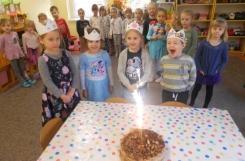 2020-10-29 - Mrówki - Urodziny przedszkolaka