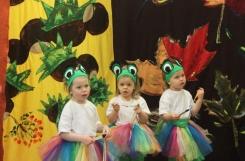 2020-11-26 -   Żabki - Pasowanie na Przedszkolaka Bim-Bam-Bino
