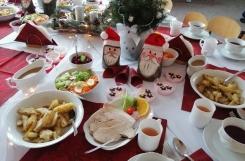 2020-12-17 - Motylki - Świąteczny obiad w Przedszkolu