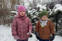 2021-01-13 - Żabki - Zabawy na śniegu