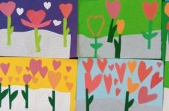 2021-02-03 - Sowy - Walentynki plastyczne