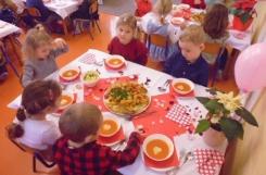 2021-02-16 - Biedronki - Elegancki obiad walentynkowy