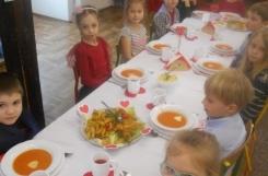 2021-02-16 - Sowy - Elegancki obiad walentynkowy