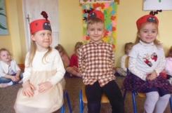 2021-03-18 - Biedronki - Urodziny Poli, Olka, Marcela i Majeczki