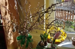 2021-03-19 - Motylki - Przygotowania do Wielkanocy