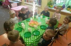 2021-04-29 - Żabki - Kwietniowe urodziny Przedszkolaka