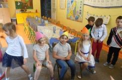 2021-05-20 - Mrówki - Urodziny Przedszkolaka