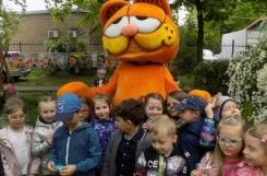 2021-06-01 - Wszystkie grupy - Spotkanie z kotem Garfieldem
