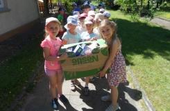 2021-06-10 - Mrówki - Zbieramy makulaturę aby ochronić drzewa