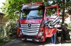 2021-06-11 - Żabki - Poznajemy ciężarówkę