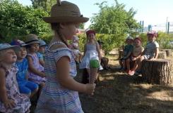 2021-06-21 - Żabki - Angielski i zabawy w plenerze