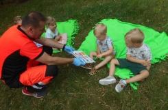2021-06-22 - Żabki - Spotkanie z ratownikiem - dziadkiem Tymka
