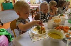 2021-05-26 - Żabki - Elegancki obiad z okazji Dnia Matki